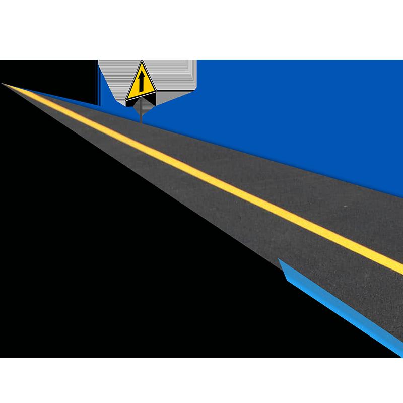 Road Transparent