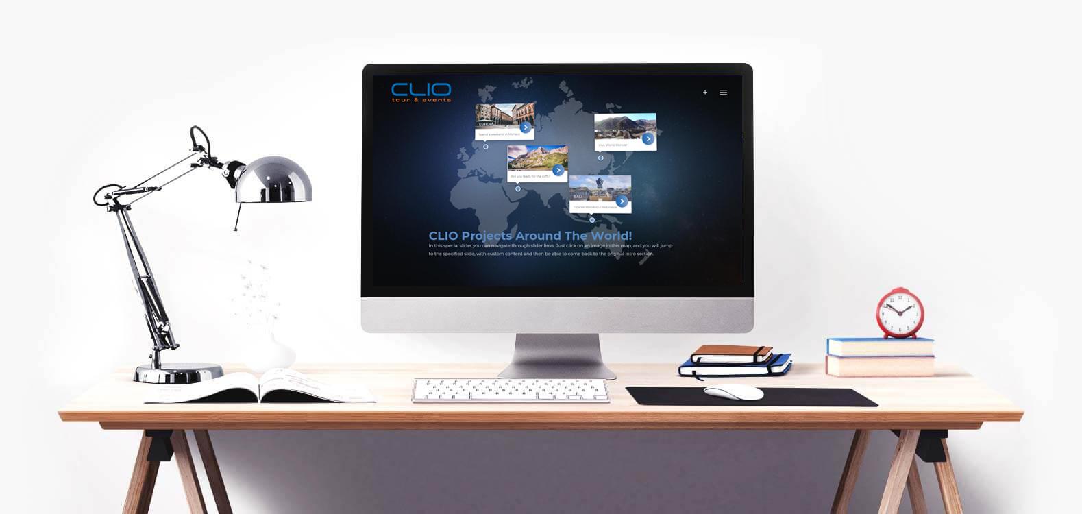 CLIO-computer-desk